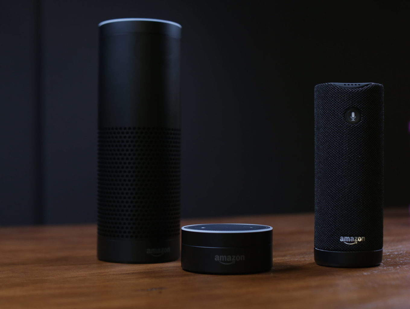 amazon echo dot and tap cheaper alternatives to echo. Black Bedroom Furniture Sets. Home Design Ideas