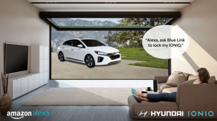 Hyundai Blue Link now available with Amazon Echo\'s Alexa app ...