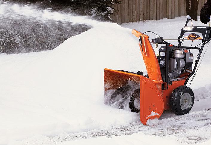 snow blower cyber monday hot deals 2016