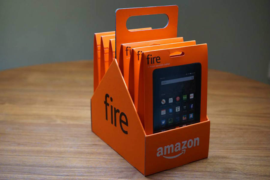 Amazon's Alexa is now available on Fire Tablets with Fire OS