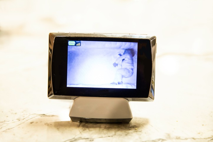 baby monitor in connected home