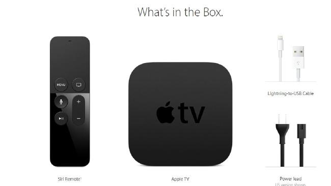 Apple TV is simple to set up and very simple to use.