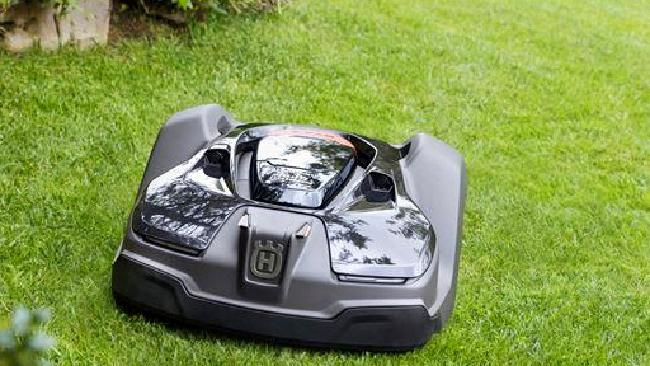 An automated mower will keep you lawn looking fresh without any effort on your part.