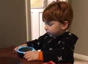 A video of Alexa has gone viral after a boy asked for a nursery rhyme but instead got a few sexually explicit words.
