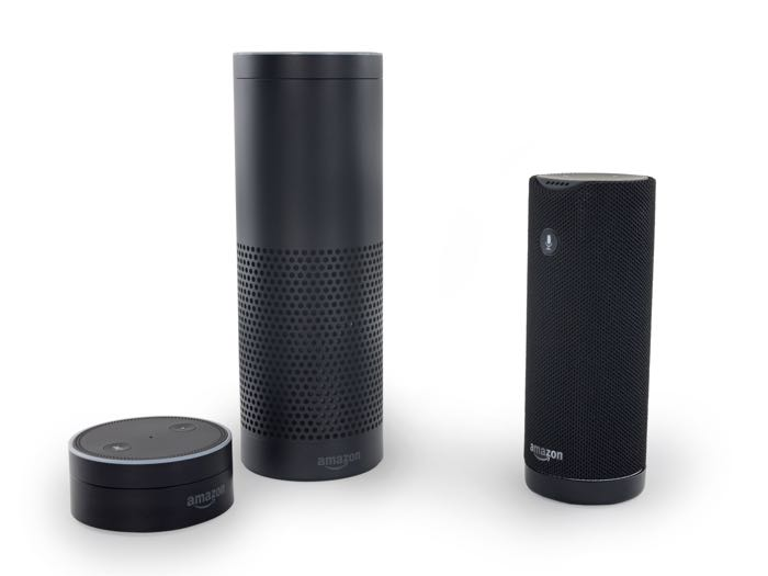 Amazon Echo vs Google Chrome