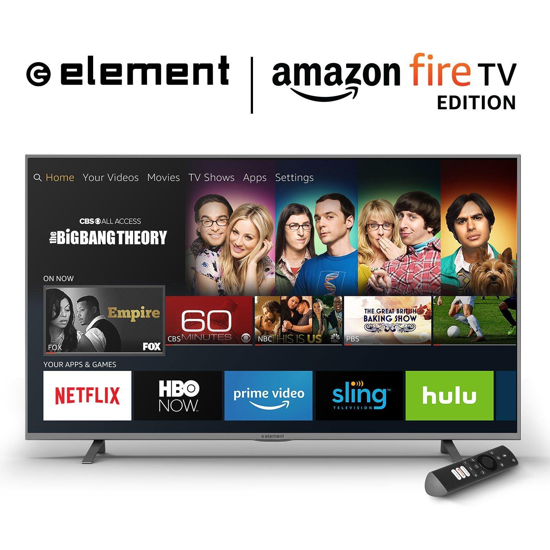 Element FireTV Promotional Image