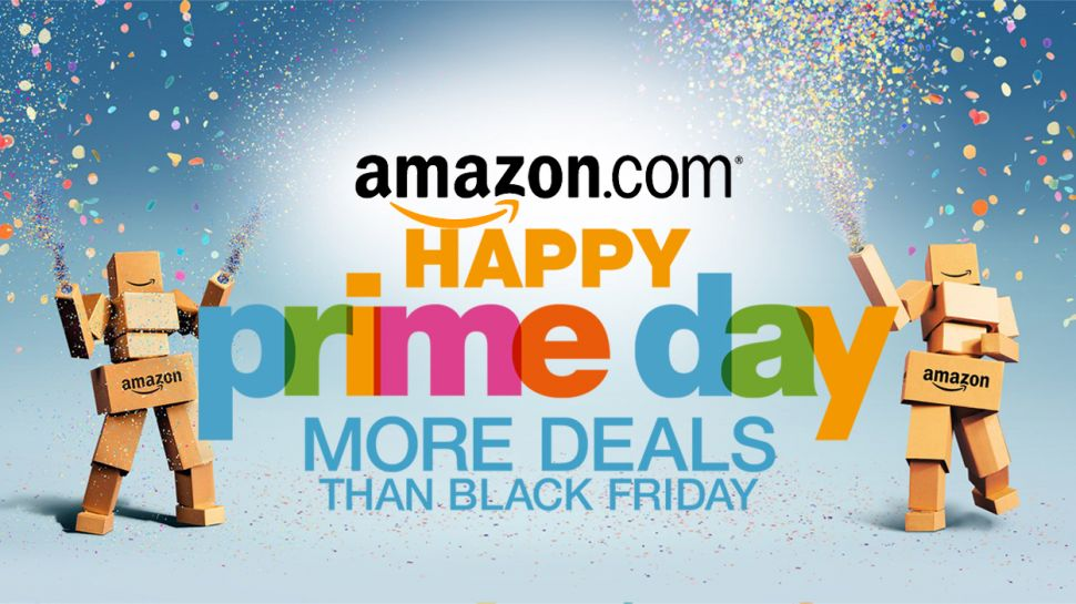 A promotional banner for Prime Day