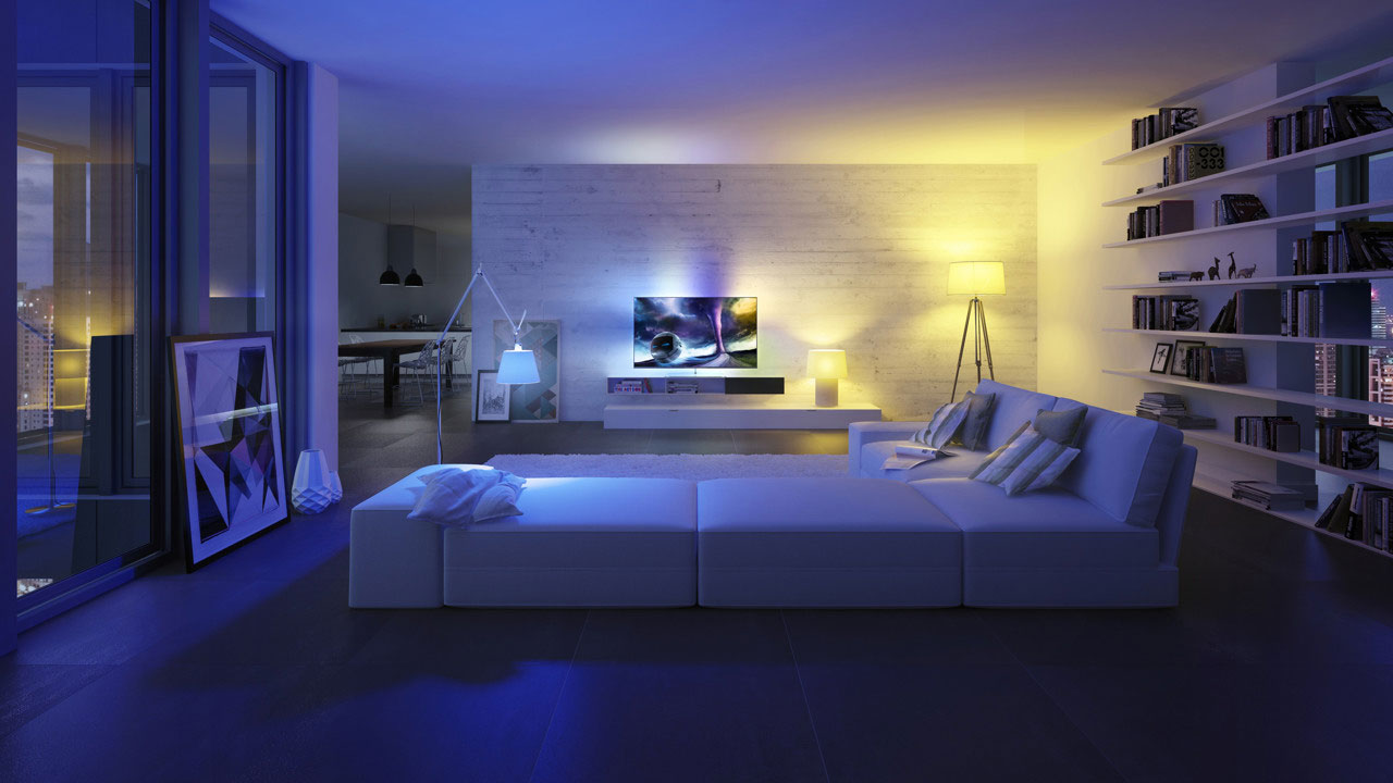Philips Hue Preparing for Mass Market - Padtronics for Philips Hue Examples  150ifm