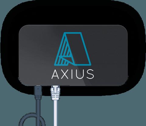 Image of the Axius Hub