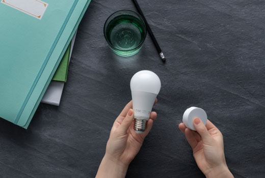 A photo of IkeaTrådfri lights