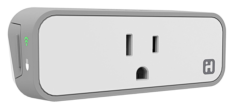 An image of the iHome Smart Plug