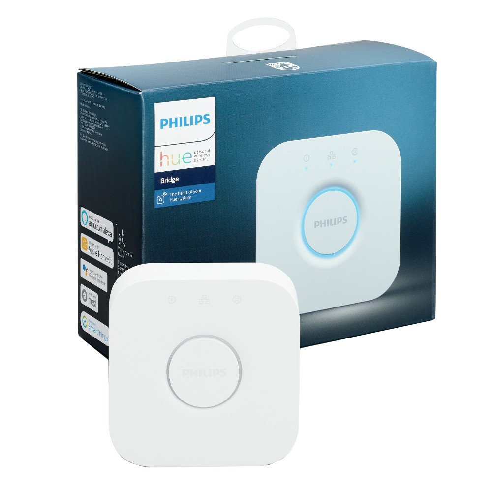 Philips Hue Smart Bridge Device