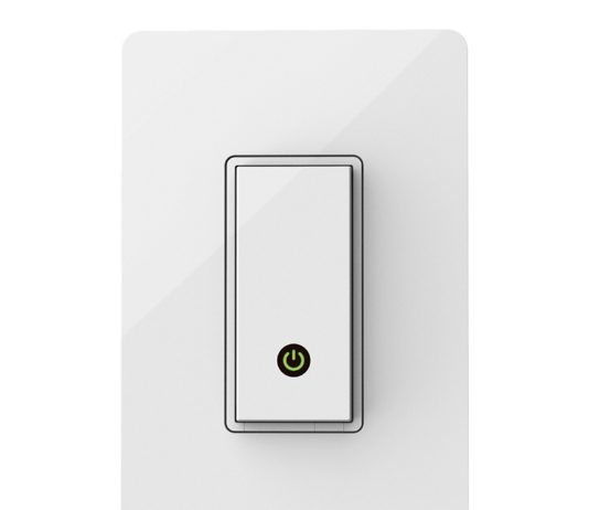 WeMo Light Switch with Wi-Fi