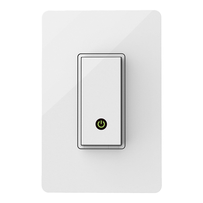 WeMo Light Switch with Wi-Fi