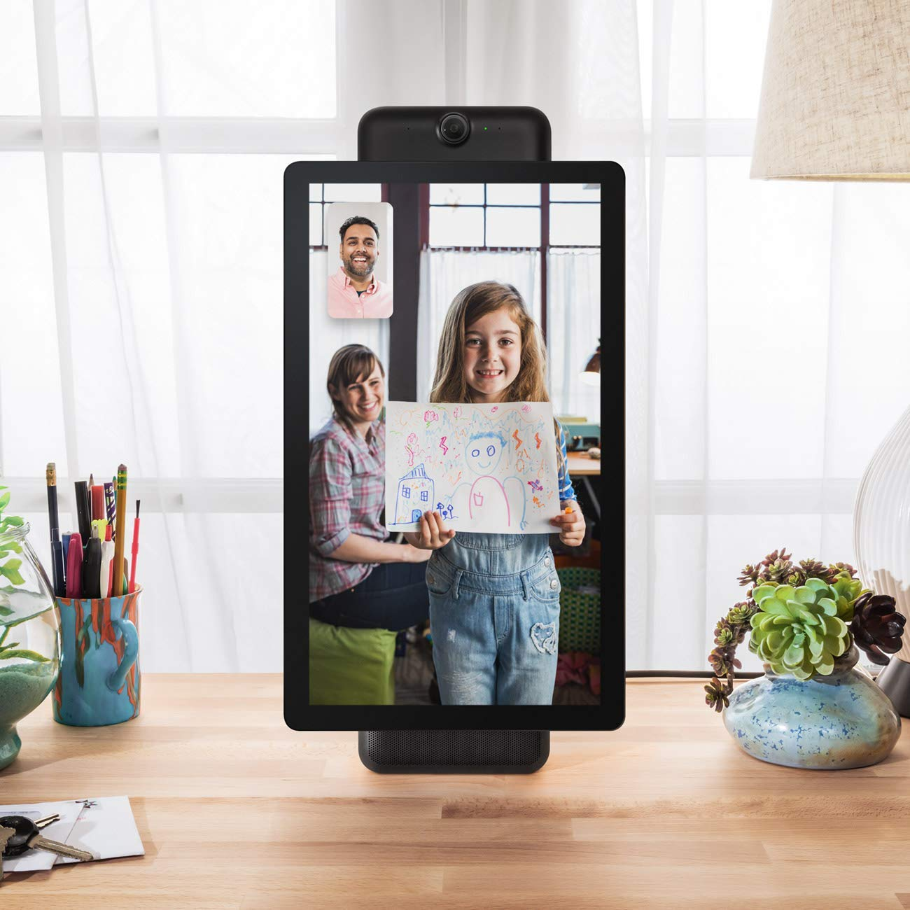Facebook Portal Plus Rotating Video ChatFacebook Portal Plus Rotating Video Chat