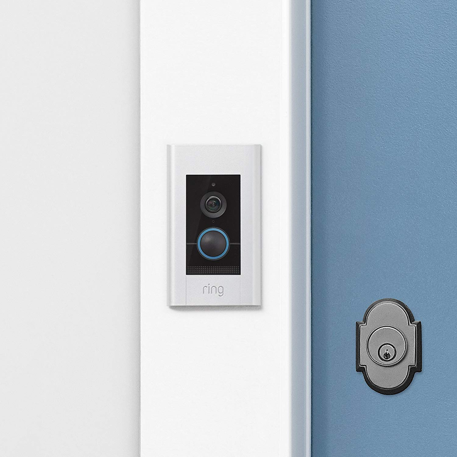 Elite Video Doorbell by Ring