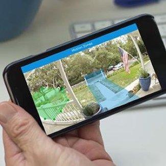 Ring Video Doorbell Elite Advanced Motion Detection