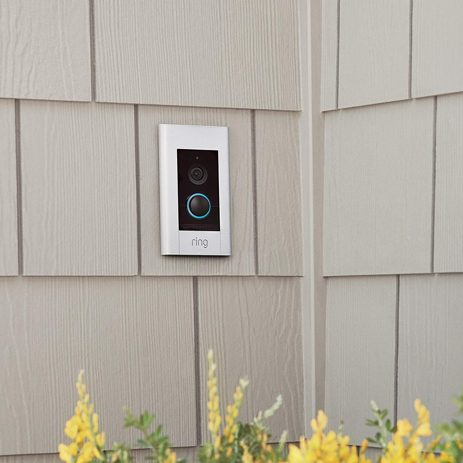 Video Doorbell Elite Installation