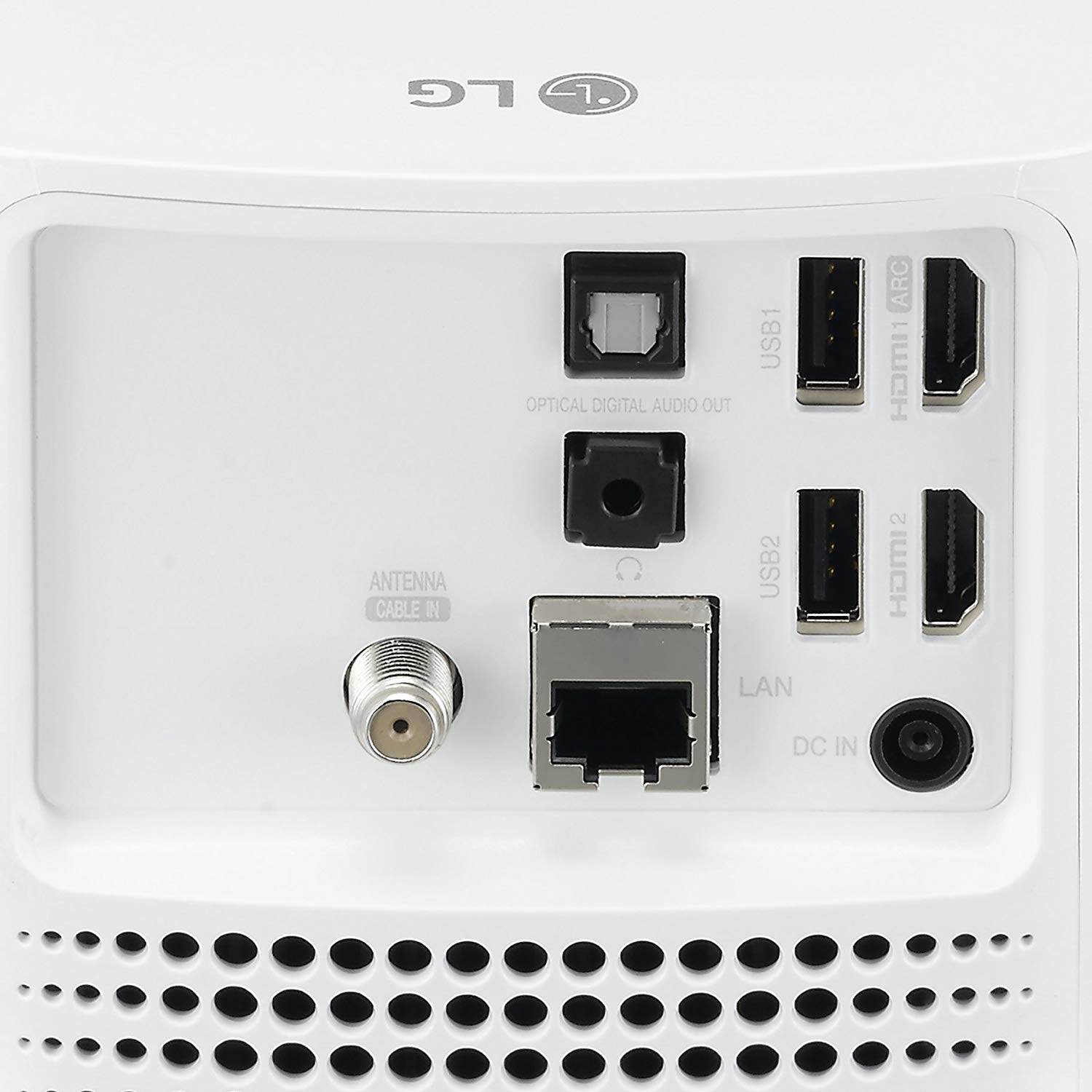 LG HF85JA Ultra Short Throw Projector In-Out