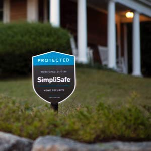 Protected by SimpliSafe