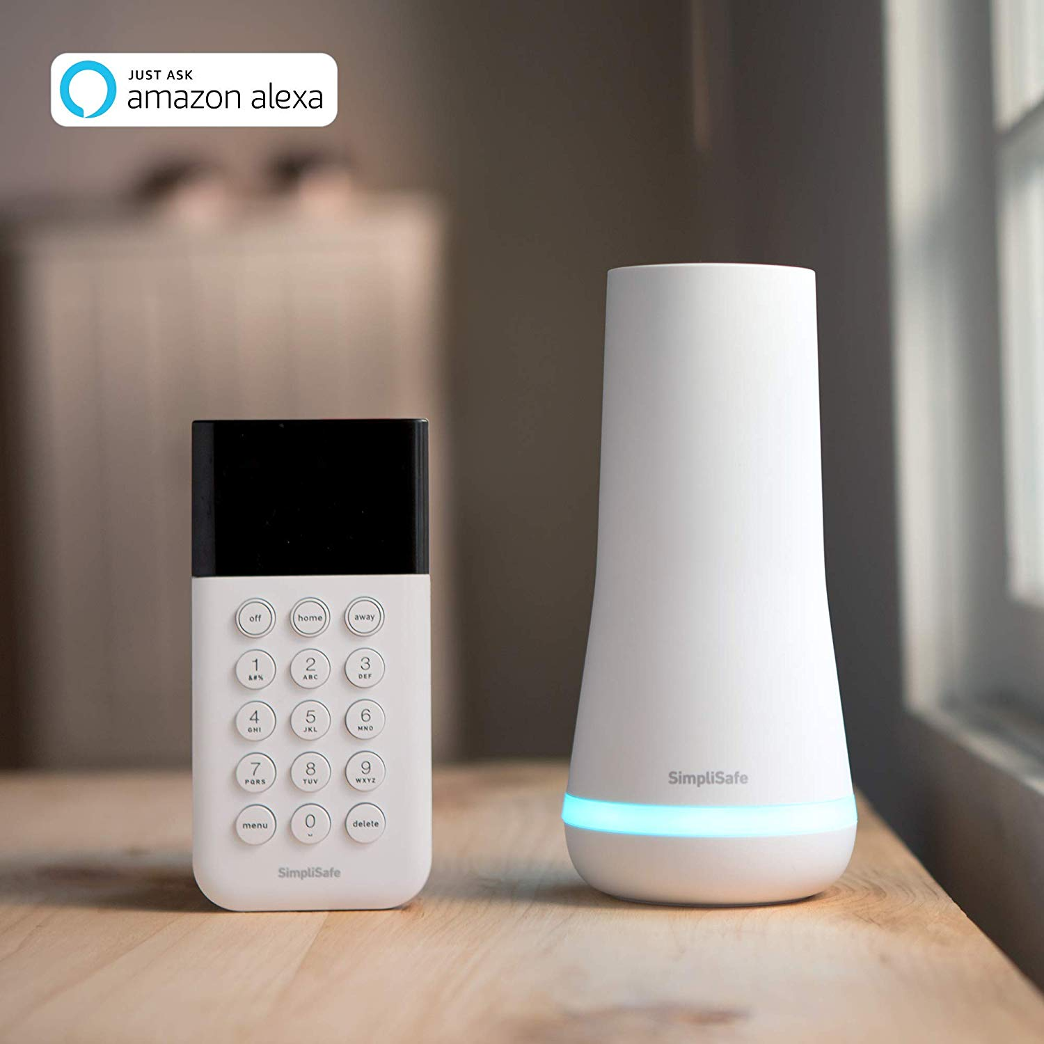 SimpliSafe Keypad and Base STation