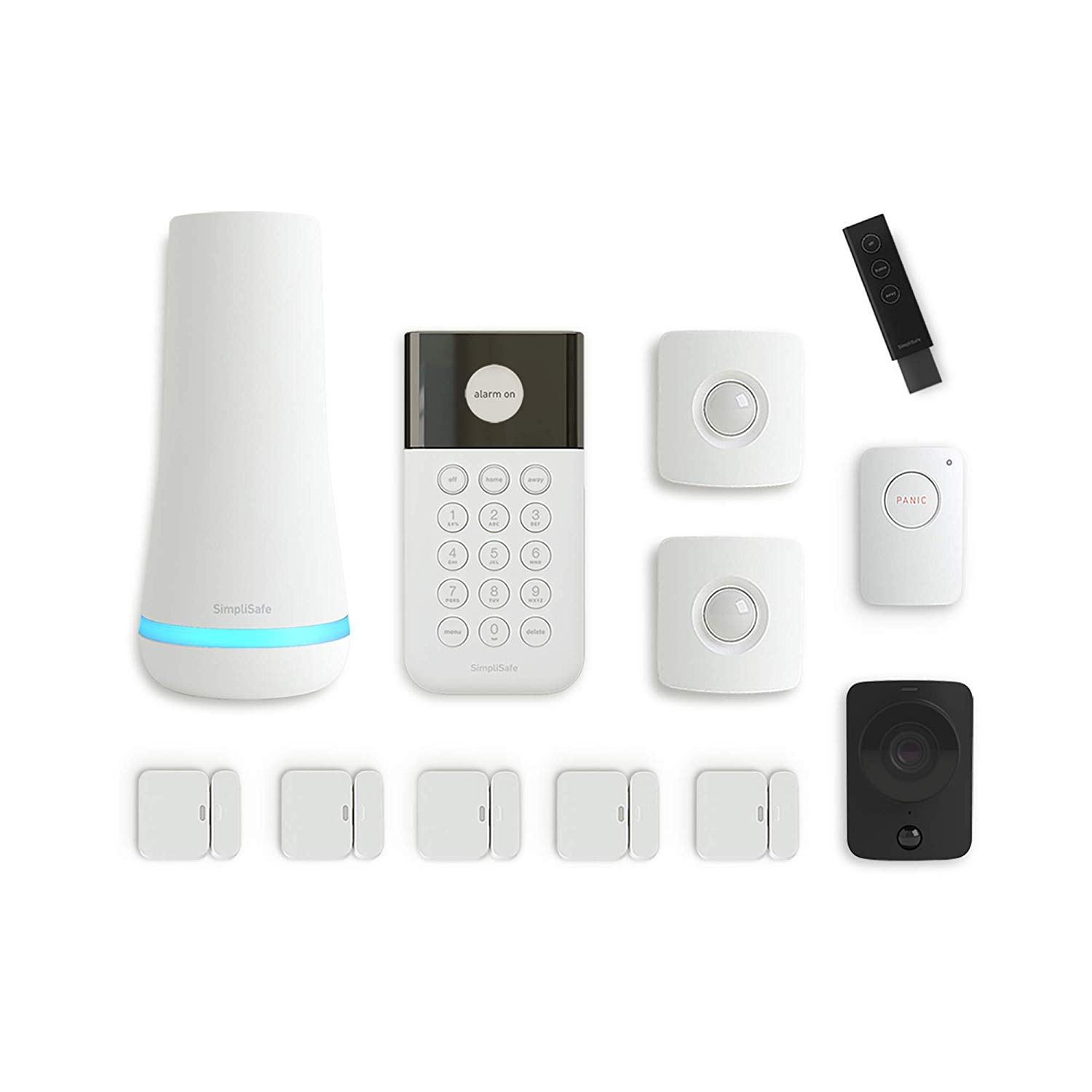 Simplisafe Wireless Home Security System Review Padtronics